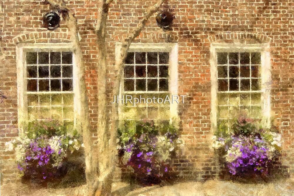 Charleston  Windows  by JHRphotoART