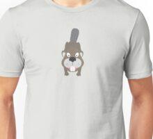 Cute Beaver Unisex T-Shirt