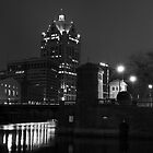 Milwaukee River  by Tim Gumz