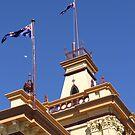 The Old Town Hall, Glen Innes, NSW by aussiebushstick