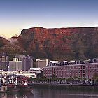 Table Mountain - Cape Town, South Africa by Scootarts
