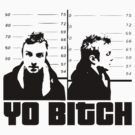 Jesse Pinkman - Yo Bitch by Sean Irvin