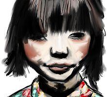 Portrait Series by KimDiep