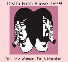 Death From Above 1979 by generalcover