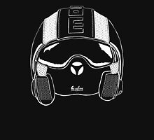 Helmet Illustration Unisex T-Shirt