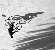 Flipping Shadows... by Berns by Shot in the Heart of Melbourne, 2013