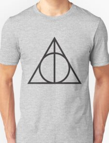 Deathly Hallows   Harry Potter T-Shirt