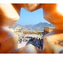 The Amber Star, Jaipur Photographic Print