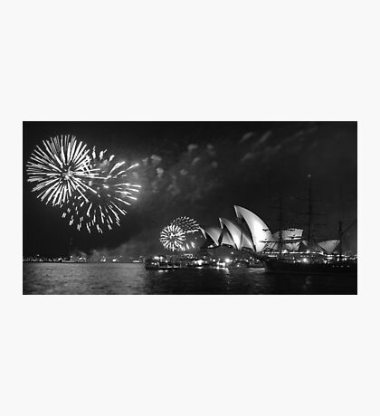 New Years Eve in Sydney Photographic Print