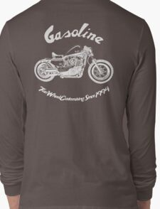 Gasoline Scooters & Motorcycles Long Sleeve T-Shirt
