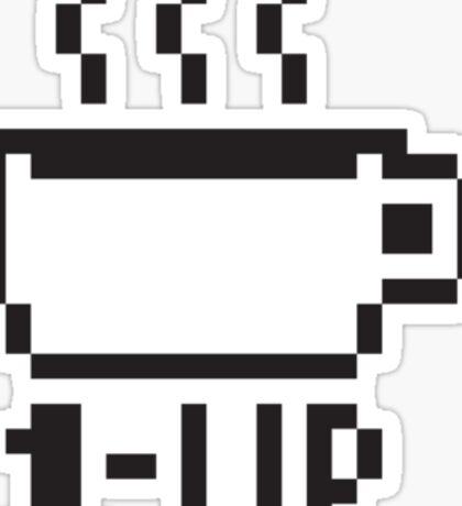 1-UP Sticker