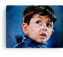 Hero of Cinema Paradiso Canvas Print