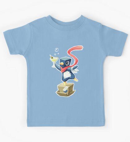 Party Penguin Kids Tee