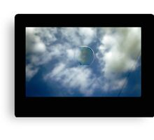 Lonely Planet Canvas Print