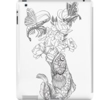 Butterfly Shrimp iPad Case/Skin