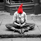 Gnomes 3 by Sally Barnett