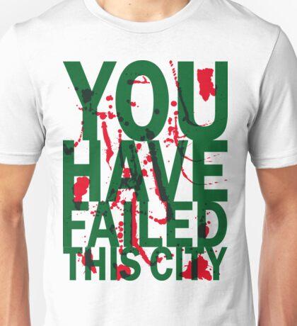 Arrow's city Unisex T-Shirt