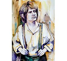 Bilbo Baggins Photographic Print