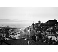 Anghiari (Bella Toscana Series 2012) Photographic Print