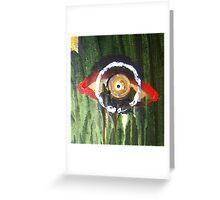 detail selah bruxa Greeting Card