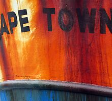 Rusty Cape Town by Ashley Newell