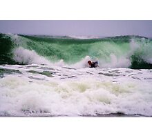Boogie Boarder Photographic Print