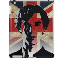 Sherlock Homes  - Union Flag Ipad Case iPad Case/Skin