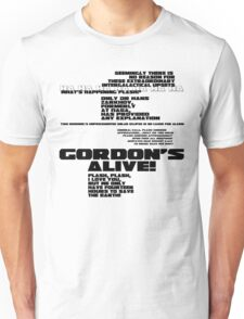 Flash Gordon - Queen Unisex T-Shirt
