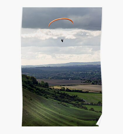 Gliding Poster