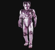 Cyberman - Lilac by Marjuned