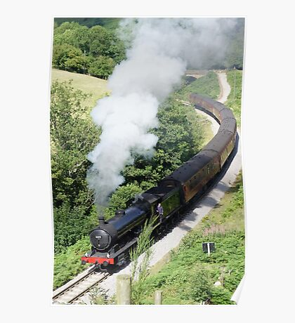 Goathland Railway Poster