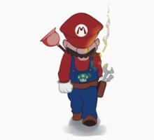 Mario War by Skeletal-Raven