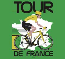 Tour De France Kids Clothes