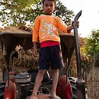 Tractor Boy by Christopher Cullen