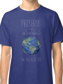 Pale Blue Dot Classic T-Shirt