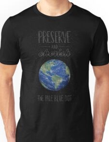 Pale Blue Dot Unisex T-Shirt