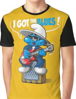 I got the blues Graphic T-Shirt