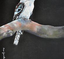 Kookaburra by Beverley Jacobs