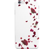 Passionate Red Roses Breeze iPhone Case/Skin
