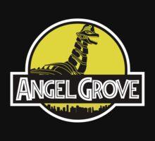 Angel Grove: Titanos One Piece - Short Sleeve
