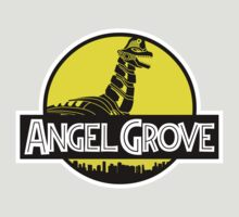 Angel Grove: Titanos by BiggStankDogg