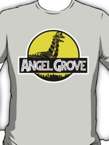 Angel Grove: Titanos T-Shirt