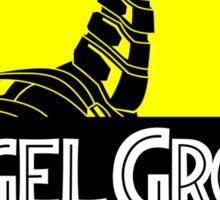 Angel Grove: Titanos Sticker