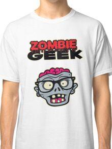 Zombie Geek Classic T-Shirt