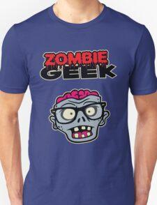 Zombie Geek Unisex T-Shirt