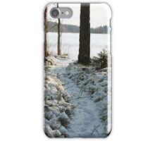 Store Mosse in the winter (iPhone) iPhone Case/Skin
