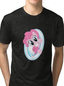 Pinkie Portal #1 Tri-blend T-Shirt