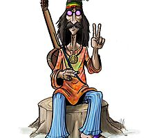 Hippie by SandraWidner