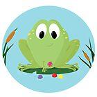 Frog by EmilyListon4