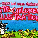 Cute Childrens Illustrations Featured Banner by MattHercock1